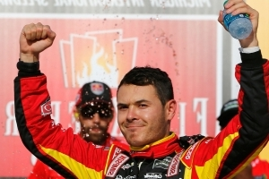 NASCAR starting lineup at Sonoma: Kyle Larson wins pole at hometown track