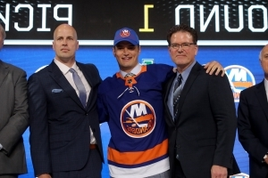 Winners, losers of 1st round of NHL Draft