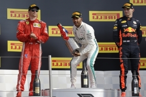 Hamilton wins French GP to retake lead in F1 title race