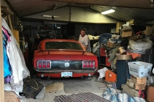 Survivor 1970 Boss 429 Mustang Found In Alabama!