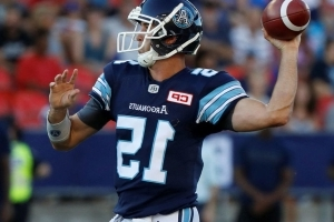 Argos' Ray released from hospital, to miss 'significant time' with neck injury