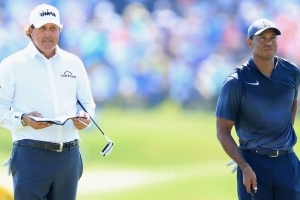 Don't expect a Tiger, Phil pairing at the Ryder Cup