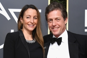 Hugh Grant reveals the very practical reason why he finally got married at 57