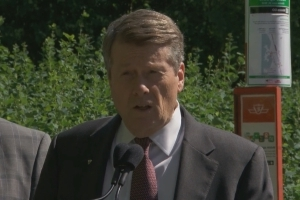 Toronto mayor vows to 'do everything' to rid city of gangs following weekend violence