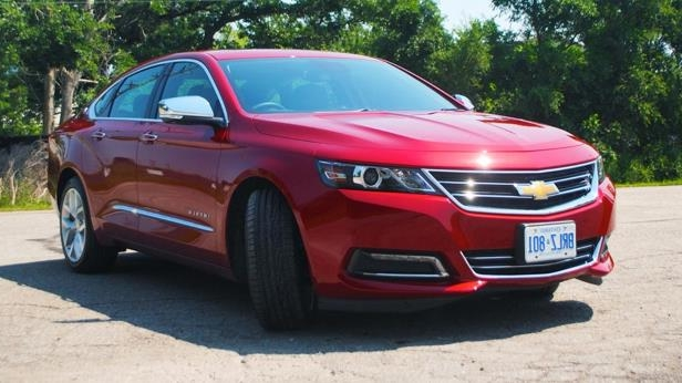 Research Used Vehicle Review Chevrolet Impala 2014 2018