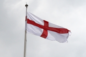 Cross of St George to fly over No 10 during England's World Cup clashes