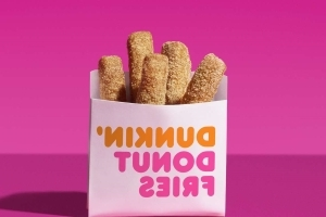 Donut Fries Are Finally Coming to All Dunkin' Donuts