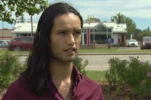 Indigenous man kicked out of McDonald's after racist confrontation says he feels lucky to be alive