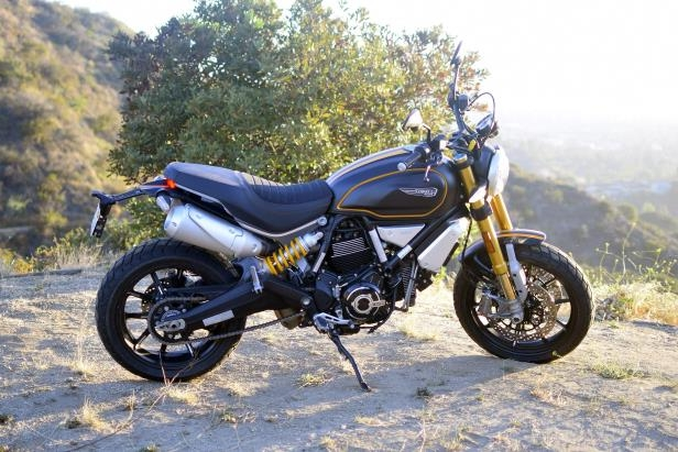 The 2018 Ducati Scrambler 1100 is a mishmash of old and new but represents the things that make people fall in love with Ducati.