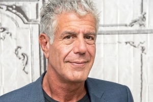 Anthony Bourdain's Official Biography Will Be Published Next Year