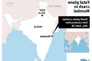 Mumbai light plane crash kills five