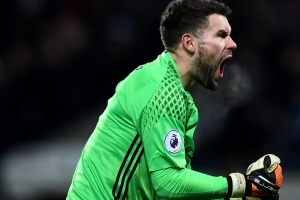 West Brom reject bid for Ben Foster