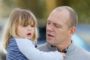 Mike Tindall reveals how to really pronounce daughter Mia's name - four years after first announcing it