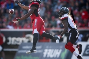 Stampeders defeat Redblacks 24-14