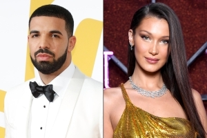 Bella Hadid Shoots Down Rumors She Was in a Relationship with Drake: 'Not Me!!!'