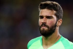 Chelsea target Alisson to replace Courtois