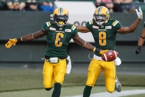 Eskimos overcome sloppy start to top Lions