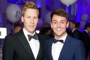 Tom Daley and Dustin Lance Black Welcome 'Precious' Baby Boy — and His Name Holds Special Meaning