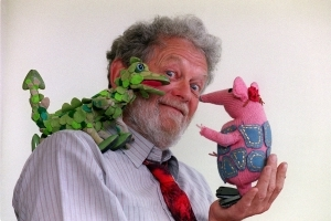Clangers creator Peter Firmin dies aged 89