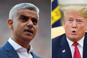 Khan 'should be ashamed' of Trump criticism