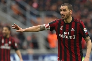 Manchester United lining up Bonucci move