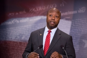 Sen. Tim Scott calls race discussion with Trump 'painful,' 'uncomfortable,' but 'hopeful'