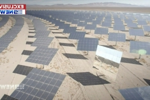 Solar power plant delayed