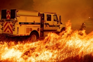 Evacuations ordered as winds fuel Northern California fires