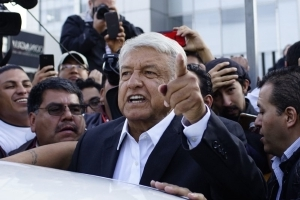 Exclusive: Leftist seen as Mexico's next president after massive win - exit poll