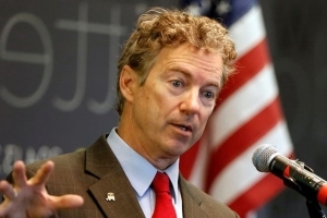 Rand Paul says man arrested for threatening to kill him and 'chop up' family with an ax