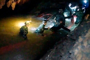 9 days of hell: Inside the race to save a soccer team trapped in a cave