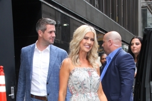 Ant Anstead gushes about 'unicorn' girlfriend Christina El Moussa