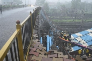 Bridge Collapses At Mumbai's Andheri Station, 6 Injured