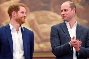 Buckingham Palace to Display Never-Before-Seen Portraits of Prince William and Prince Harry