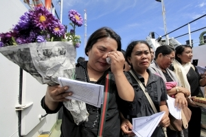 Indonesia ends search for dozens of victims of ferry sinking