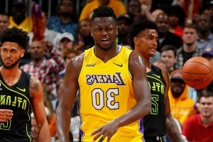 Julius Randle left the Lakers and signed a 2-year deal with the Pelicans