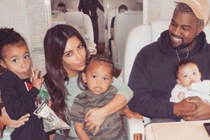 Kim Kardashian reveals daughter Chicago has another name