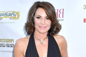 Luann de Lesseps Celebrates 6 Months Sober With Ex-Husband Count Alexandre