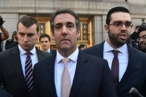 Michael Cohen just made a move that Michael Flynn made days before sealing a deal with Mueller, and he could be 'preparing the way to flip' on Trump