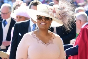 Oprah Winfrey Reveals the Huge Royal Gaffe She Nearly Made at Prince Harry & Meghan Markle's Wedding
