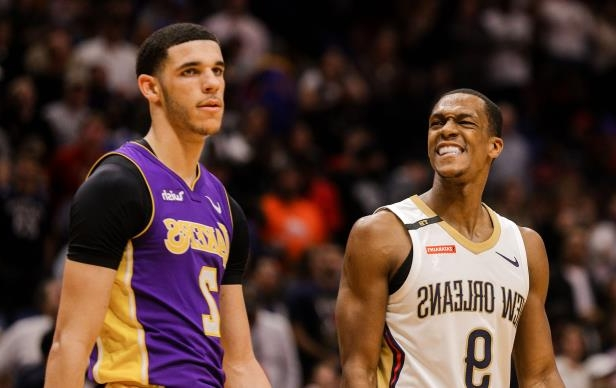 Sport: Rajon Rondo signs with Lakers, to compete for Lonzo