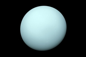 We Might Finally Know What Smacked Uranus Sideways