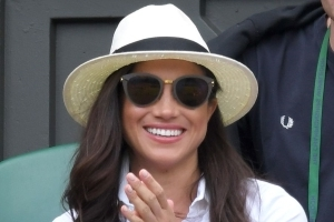 You Probably Didn't Notice, But Meghan Markle Has Been Wearing This Hat For Years