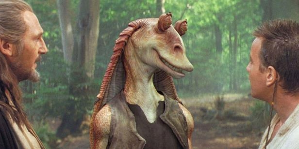 Ahmed Best, the actor who played Jar Jar Binks in the Star Wars prequels has revealed he considered ending his life 20 years ago.: Jar Jar Binks actor considered suicide after backlash