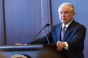 Attorney General Jeff Sessions rescinds guidance safeguarding the right of refugees, asylum seekers to work in the U.S.