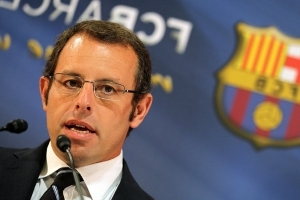 Former Barcelona president accused of illegally buying a liver on the black market