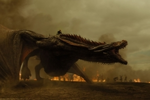 'Game Of Thrones' Dragon Scene Was Inspired By 'Apocalypse Now'
