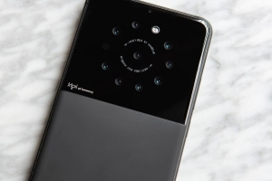 Light is working on a nine camera smartphone prototype