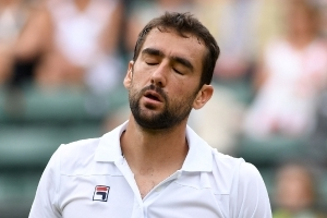 Cilic suffers shock Wimbledon exit