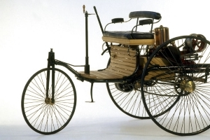 Live Out Your Hipster Dreams With This Replica Of The First Mercedes-Benz Ever Made